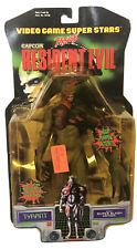 Vintage Resident Evil Figure Tyrant Toy Biz new/sealed Noc 1998 collectible