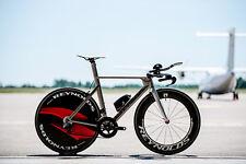 New WITTSON Ventu Titanium Triathlon TT Time Trial Frame Set aero