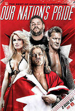 Wwe 2016:Our Nations Pride-The Best Of C  DVD NEW