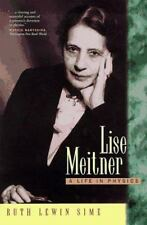 California Studies in the History of Science: Lise Meitner : A Life in Physics