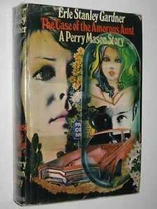 The Case of the Amorous Aunt [Perry Mason Series] by Erle Stanley Gardner