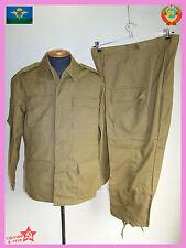 VERY RAR Sz.52-3 COTTON AFGANKA Soviet sand camo field uniform kgb gru afghanka