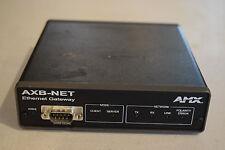 Amx Axb-Net Ethernet Gateway
