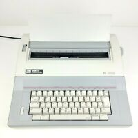 Vintage VTG Smith Corona XL 1900 Electric Typewriter Model 5A-1 With Key Cover