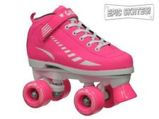 Epic Galaxy Elite Pink Roller Skates Size Youth 10