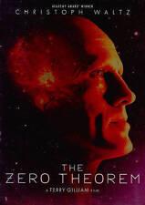 THE ZERO THEOREM~2013 VG/C DVD~TILDA SWINTON CHRISTOPH WALTZ MELANIE THIERRY