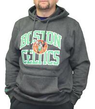 "Boston Celtics Mitchell & Ness NBA ""Playoff Win"" Pullover Hooded Sweatshirt"