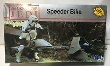 Return of the Jedi Speeder Bike! MPC Fundimensions, SEALED!