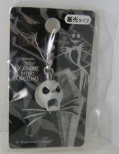 Nightmare Before Christmas Jack Skellington Mini Keychain Key Ring Japan Figure