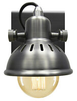 Vintage Adjustable Swivel Spotlight Single Wall Light Ceiling Light