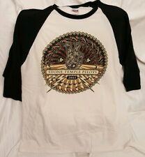 Stone Temple Pilots 2011 Rock Band 3/4 Sleeve Baseball Shirt Anvil STP