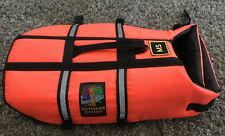 Outward Hound Pet Gear DOG LIFE JACKET PUP SAVER Rescue Handle Size M