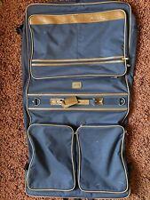 vintage bruno lonelli garment bag