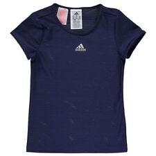 adidas Girls' Logo T-Shirts, Top & Shirts (2-16 Years)