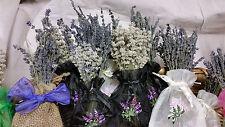 Lavender Filled Bags Burlap