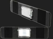SET 2 ECLAIREURS LEDs PLAQUE IMMATRICULATION UNIVERSEL LINCOLN