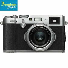 Fujifilm X100F 24.3MP Digital Camera Silver Japanese Domestic Version New