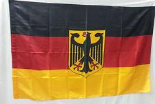 BANDIERA GERMANIA STEMMA AQUILA EAGLE FLAG BUNDESWAPPEN BUNDESADLER TEDESCA LOGO