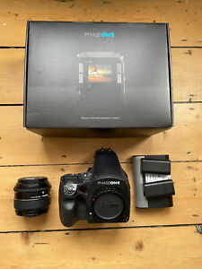 Phase One P40 Plus With 645 Plus Body And 80mm Ls 2.8 Lens