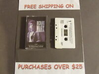 """RICHARD MARX SELF TITLED CASSETTE WITH """"SHOULD HAVE KNOWN BETTER"""""""