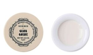 KORRES Guava Lip Butter 0.21oz Full Size NEW IN BOX