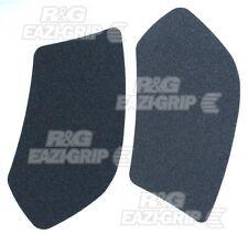 R&G Racing Eazi-Grip Traction Pads Black to fit Suzuki GSXR 1000 K3-K4 2003-2004