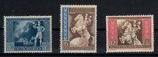 3x Deutsches Reich - Marken - postfrisch - 1942 - ANK 820-822 (520B)