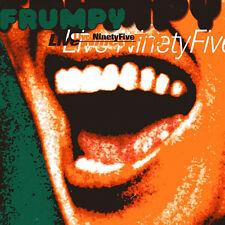 FRUMPY - Live NinetyFive (CD, like ATLANTIS, INGA RUMPF)
