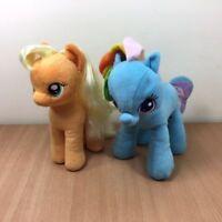 My Little Pony Soft Plush Bundle Rainbow Dash & Apple Jack Soft Toys