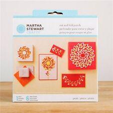 Martha Stewart cut and fold punch petals flower 42-95004