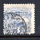 US Stamp 1869, 3c, Scott #114, Used