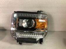 2016-2019 GMC Sierra 2500 3500 Driver Left LED HID Headlight 84180592 New OEM