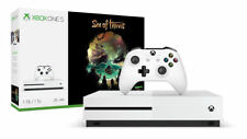 Microsoft Xbox One S Sea of Thieves 1TB Console - White