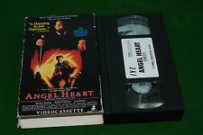 ANGEL HEART UNEDITED VERSION UNCUT   rare  VIDEO VHS video NTSC deleted video