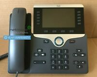 Cisco CP-8861-K9 VoIP IP PoE Color LCD Display Phone 8861 • 1 Year Warranty