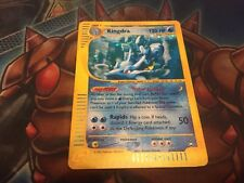 Pokemon Kingdra Aquapolis - H14/H32! Holo Rare! LP