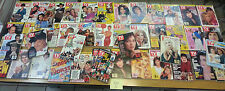 Lot of TV GUIDES 1991