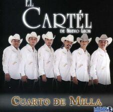 El Cartel de Nuevo Leon, Cartel De Nuevo Leon - Cuarto de Milla [New CD]