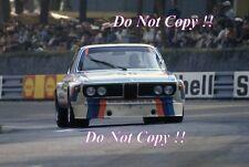 Chris Amon BMW 3.0 CSL Le Mans 1973 Photograph