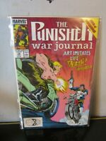 PUNISHER WAR JOURNAL 12 JIM LEE COVER ART MARVEL BAGGED BOARDED