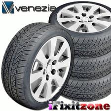 4 Venezia Crusade HP 225/40ZR18 92W XL All Season High Performance Tires