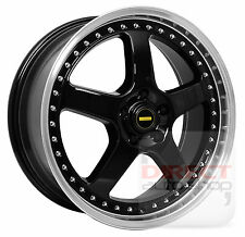 4x FR BLACK 20 inch Alloy Wheel FORD FALCON AU BA BF FG Territory Qashqai Rav4