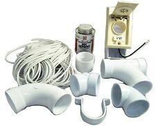 Central Vacuum Cleaner 3 Inlet Installation Kit, BI-57405