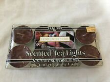 Home Sweet Home Yankee Candle Scented Tea Lights lot of 8 New