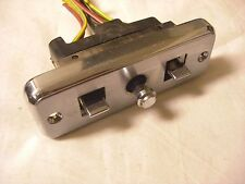 Ford Power Adjustable Electric Seat Switch 8 Pin 8 Way LH ((DRIVER SIDE))
