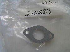 AFTERMARKET KOHLER ENGINE INTAKE GASKET - PART#210223-S - NEW PART IN BAG
