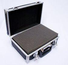 PRO CLOSE UP MAGICIANS CARRYING CASE Foam Magic Trick Prop Suitcase Black