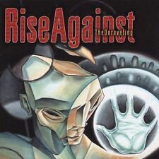 The Unraveling [Bonus Tracks] by Rise Against (CD, Aug-2005, Fat Wreck Chords)