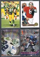 1992 Wild Card Stat Smashers BARRY SANDERS Promo P-1