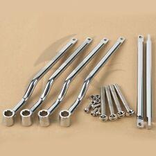 Saddlebag Support Bars For Kawasaki Vulcan VN800 Classic & VN900 Suzuki  VL800